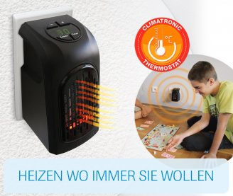 Livington Handy Heater 370W