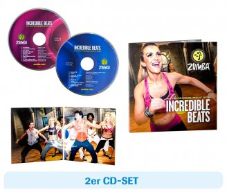Zumba Incredible Beats