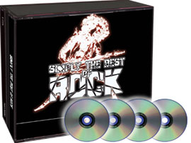 Simply the best of Rock, 4 CDs
